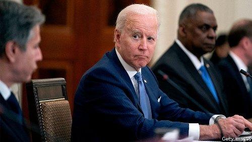 After a heady start, Joe Biden's legislative agenda has hit a wall