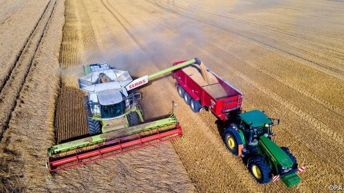 As food prices soar, big agriculture is having a field day