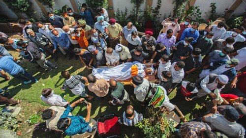 Militants are targeting Hindu and Sikh civilians in Kashmir