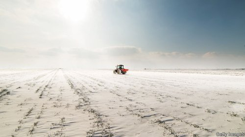 Climate change will alter where many crops are grown