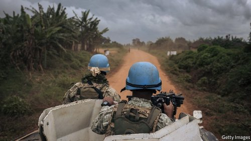 The trouble with peacekeepers