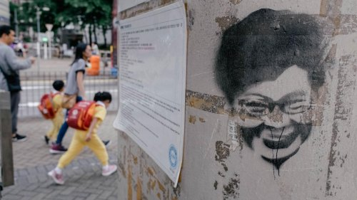 Writing on the wall: a tour of Hong Kong's protest graffiti