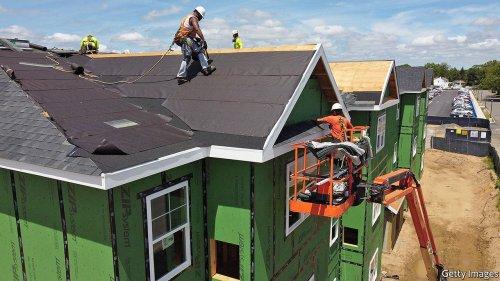 American home-ownership rises