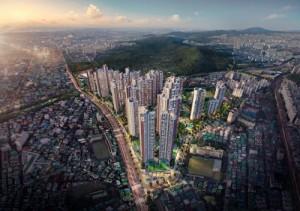 주거비용 부담 덜한 상품으로 쏠림 현상…인천 '더샵 부평' 주목