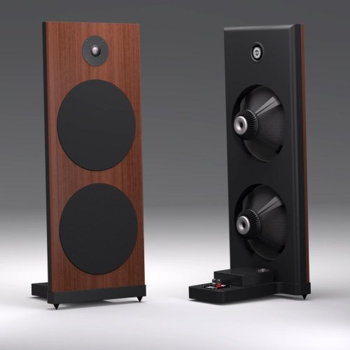Omega Speaker Systems & Spatial Audio: Open Baffle and Full Range Driver Loudspeakers That Will F@#* With Your Mind