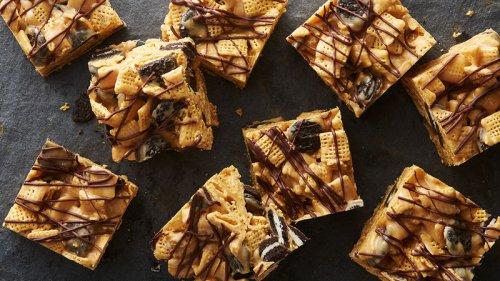 No-Bake Oreo™ Chex™ Cereal Bars