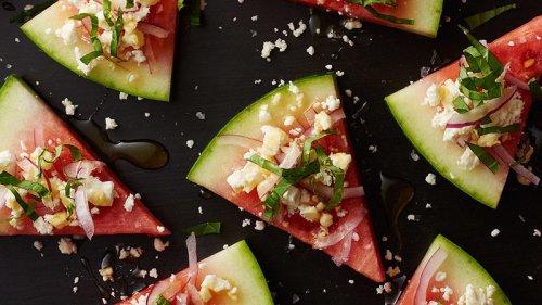 Watermelon Salad Wedges