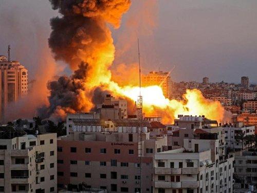 Medio Oriente, pioggia di bombe su Gaza. Pesante il bilancio delle vittime