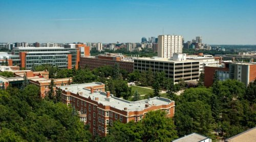 University of Alberta Rank 8th For Best law School 2019