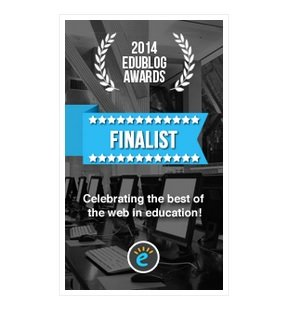 Check Out These Finalists For The 2014 Edublog Awards!
