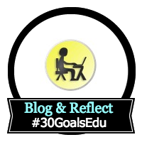 Goal: How has blogging transformed your teaching?