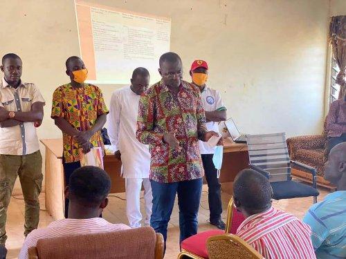 One teacher one laptop: MP promises teachers in Karaga district