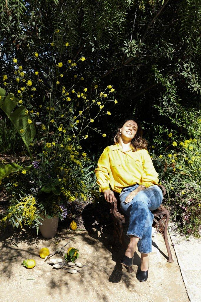 The L.A. inspiration behind Sophia Moreno-Bunge's botanical designs. - Waves