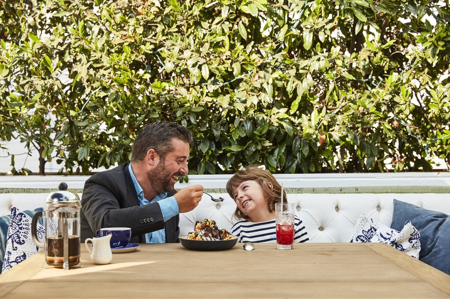 Franck Savoy creates masterful culinary experiences at Shutters on the Beach and Hotel Casa del Mar. - Waves
