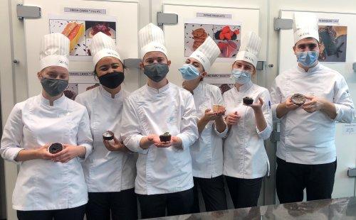 EHL's chocolate 'moelleux' lava cake recipe