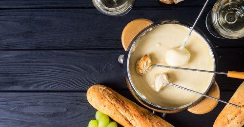 How to make EHL's easy three-cheese fondue recipe