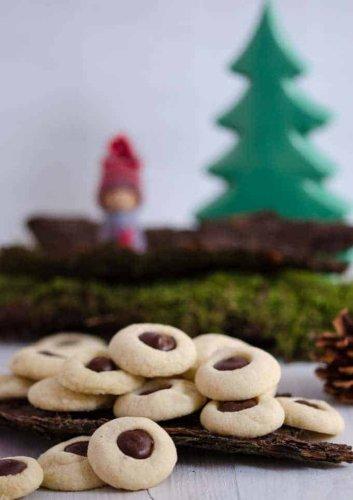Schokobällchen - wunderbar einfache Weihnachtskekse - Eine Prise Lecker