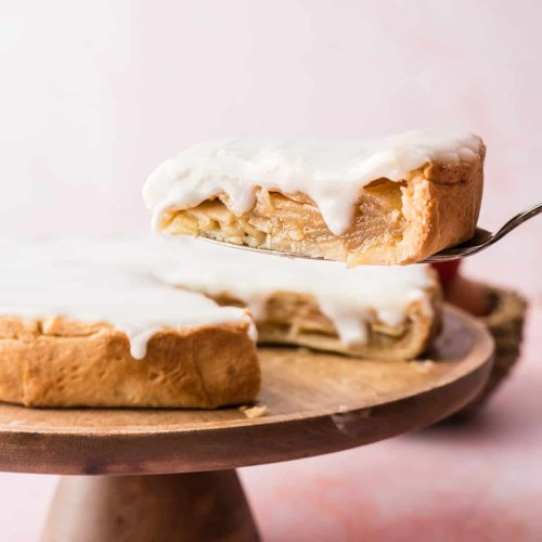 Gedeckter Apfelkuchen wie bei Oma - super einfach - Eine Prise Lecker