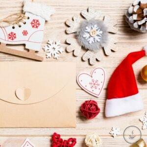 100+ Weihnachtsgeschenke im Briefumschlag