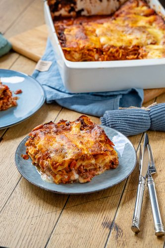 Leckere Lasagne einfach selber machen
