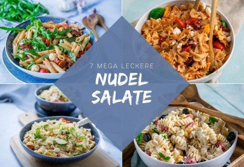 Diese Nudelsalate musst du probieren - perfekte Salate für heisse Tage