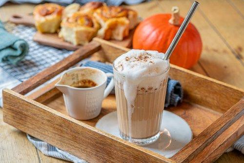 So einfach machst du deinen Pumpkin Spice Latte zuhause selber