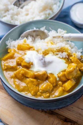 Madras Curry mit Ananas – so einfach geht's