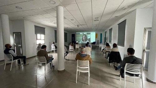El Centro Impulsa 10 de Pozoblanco reúne al sector de la construcción en unas jornadas técnicas