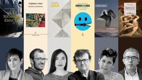 Ensayos, novelas y poesía: 17 autores y autoras nos recomiendan sus últimas lecturas favoritas para celebrar el Día del Libro