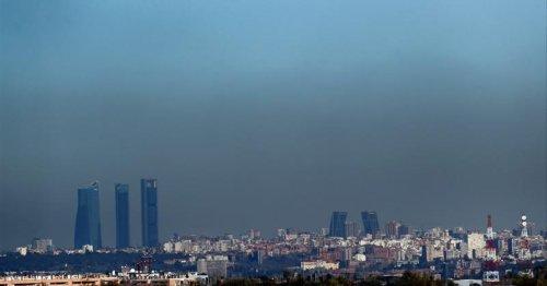 Unos 15 madrileños murieron cada día por la alta contaminación en 2015
