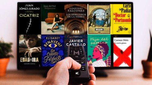 La ficción y su permanente Día del Libro: las próximas series que adaptarán novelas de éxito