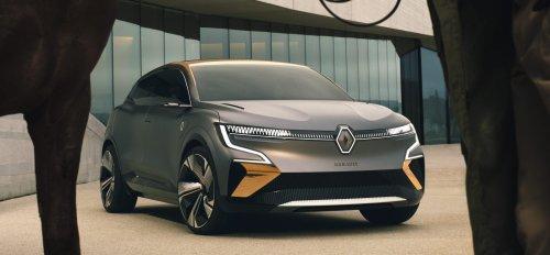 Renault unveils sleek new electric hatchback and inexpensive EV - Electrek