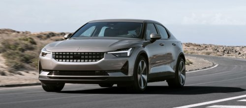 Polestar 2 electric car gets update with cheaper and longer range options, heat pump, and more - Electrek