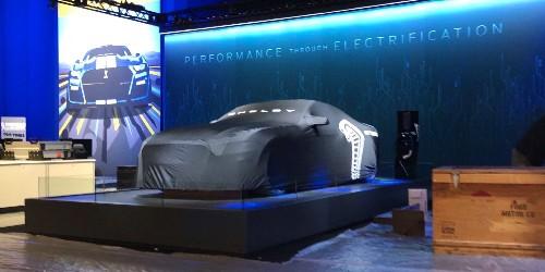 Watch Toyota Unveil Its GR010 Hybrid Le Mans Hypercar