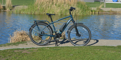 REI CTY review: A sleek commuter from an outdoors company