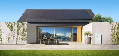 Tesla Solar Panels and Powerwall