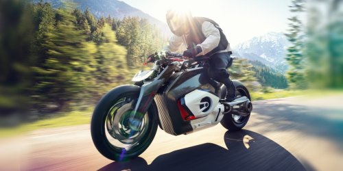 BMW's new electric motorcycle patent shows its bike could make history