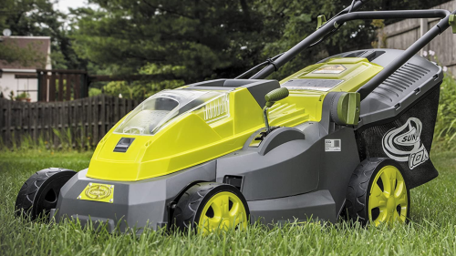 Enjoy off-season savings on Sun Joe's 40V 16-in. electric mower at $200, more in New Green Deals