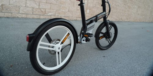 Testing an interesting electric bike with a driveshaft: Igogomi e-bike review