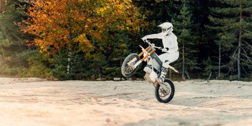 Swedish electric motorbike maker CAKE lands $60M funding round