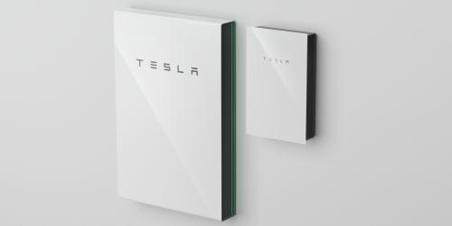 Elon Musk announces Tesla 'Powerwall 2 Plus' secretly went into production in November - Electrek