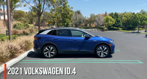 Living with an EV (Featuring the VW ID.4)