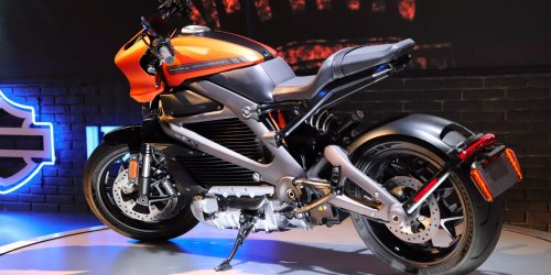 Harley-Davidson's revenue grows, a good sign for its electric motorcycles