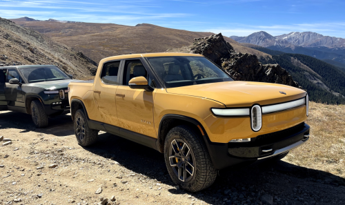 Rivian R1T first drive: Easily the best pickup I've ever driven, both off road and on