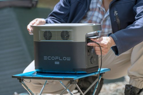 EcoFlow is launching the DELTA mini; backup power for work and play