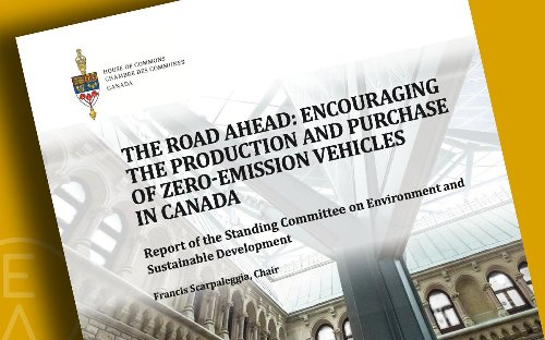 Parliamentary Committee calls for a ZEV standard