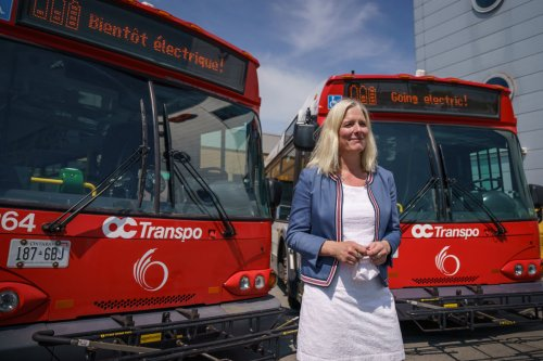 Ottawa to add 450 zero-emission buses to its transit fleet by 2027, become fully electric by 2036