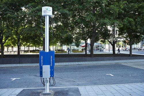 Hydro-Québec's Electric Circuit to add up to 4,500 EV charging stations to urban centres by 2028