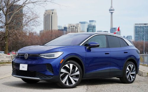 Volkswagen's ID.4 to cost $44,995 in Canada, qualifying for federal rebate