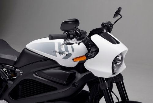 Harley Davidson announces the launch of LiveWire as an all-electric motorcycle brand